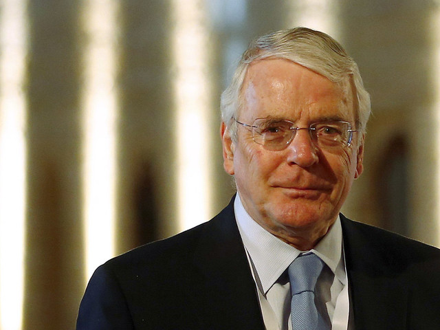 No-deal Brexit: John Major vows to fight parliamentary prorogation in court