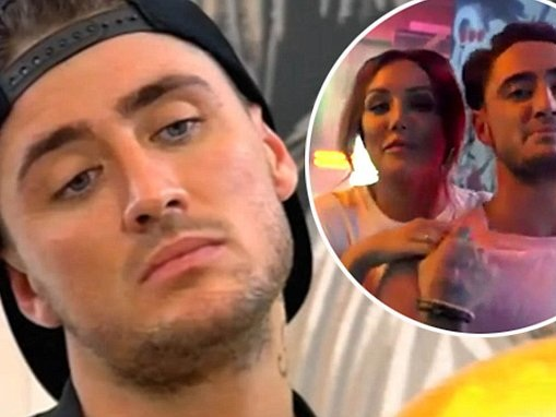 Stephen Bear FINALLY confesses to dating Charlotte Crosby