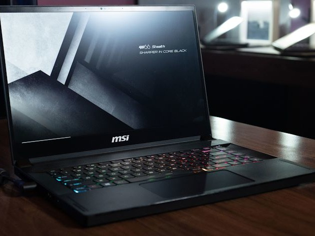 CES 2020: MSI's 300 Hz Gaming Laptops, the GS66 Stealth & GE66 Raider