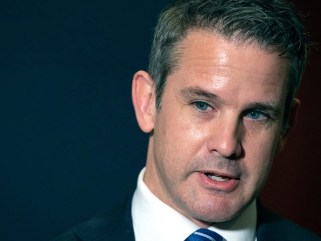 GOP Rep. Adam Kinzinger rejects Pence likening Trump to Ronald Reagan, says there's 'no comparison' between the two