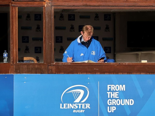 Leinster v Cardiff LIVE score updates for the PRO14 clash