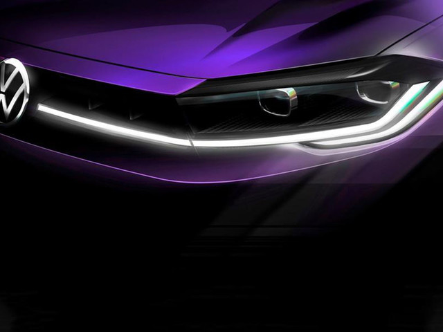 2021 Volkswagen Polo facelift teased ahead of debut
