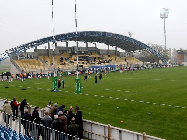 Italian side Zebre pull out of PRO12 just weeks before season starts