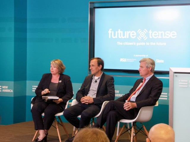 As the Waters Come, Will Our Politics Rise to the Challenge? A Future Tense Event Recap.
