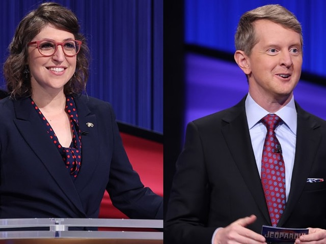 Mayim Bialik and Ken Jennings to Host Remaining 2021 'Jeopardy!' Episodes