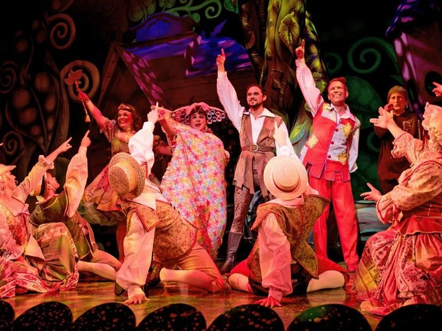 Review: Jack and the Beanstalk at Wolverhampton Grand Theatre: Festive fe-fi-fo fun for all the family