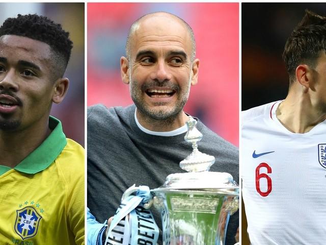 Man City transfer news RECAP Harry Maguire medical latest as Leroy Sane 'to snub' Bayern Munich