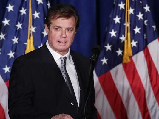 Trump Ex-Campaign Manager Manafort Not Testifying Wednesday