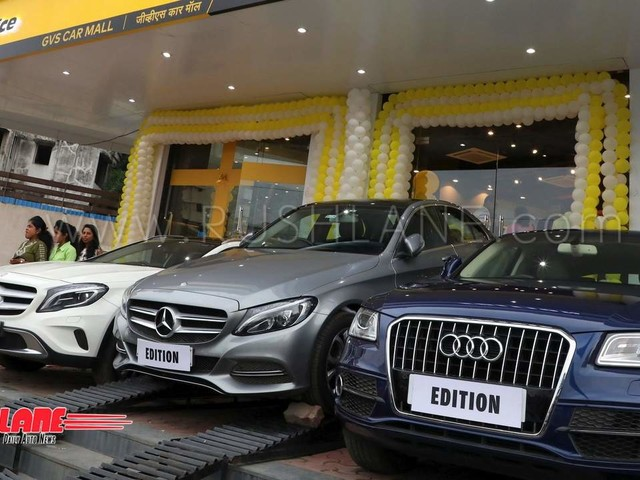 Mahindra enters luxury used car market – To sell second hand Mercedes, Audi, BMW, Volvo