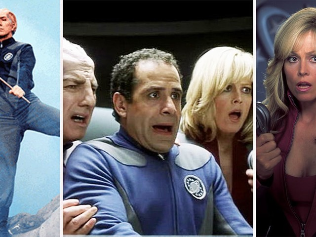 15 Shocking Things You Didn't Know About Galaxy Quest