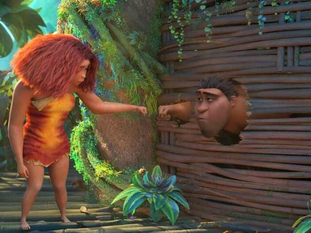 'The Croods: A New Age' Film Review: The Laughs Keep Evolving in Animated Sequel