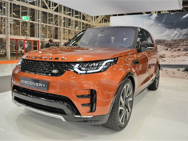 JLR India to launch 2017 Land Rover Discovery in October – Report