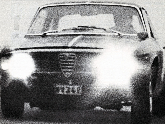 Throwback Thursday: 1967 Alfa Romeo GTA first drive