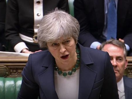 MPs could vote again on May's EU agreement after ruling out no-deal Brexit
