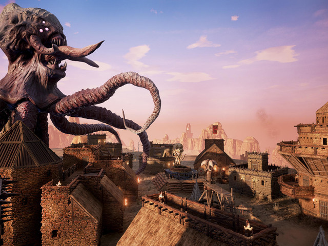 Tencent are attempting to gain full ownership of Funcom, developers of Conan Exiles
