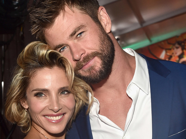 Chris Hemsworth Shares Rare Photo of Three Kids with Wife Elsa Pataky in Honor of Mother's Day!