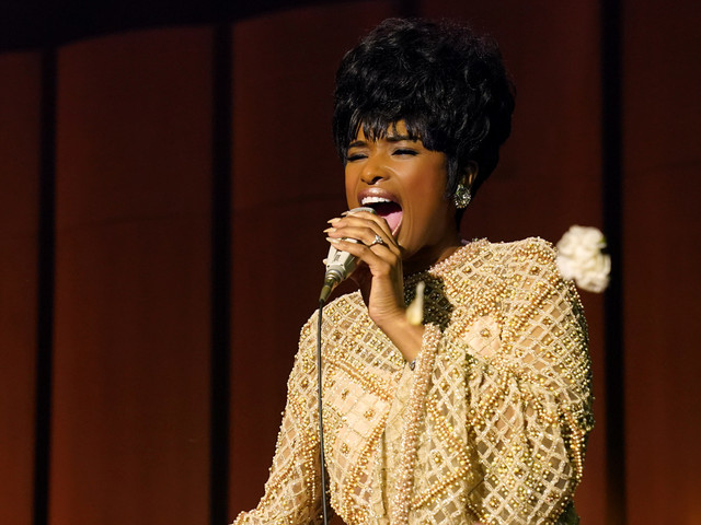 Jennifer Hudson Releases Her Cover of 'Natural Woman' for Upcoming Aretha Franklin Biopic - Listen Now!