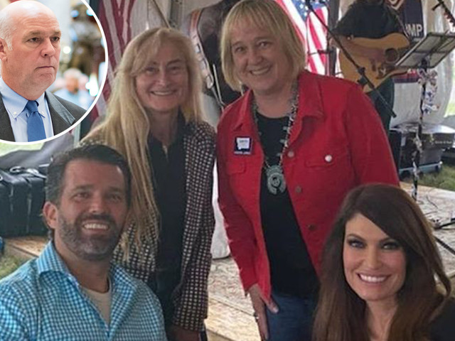 Montana GOP gubernatorial candidate Greg Gianforte self quarantines for Covid after wife met Trump team's Kim Guilfoyle