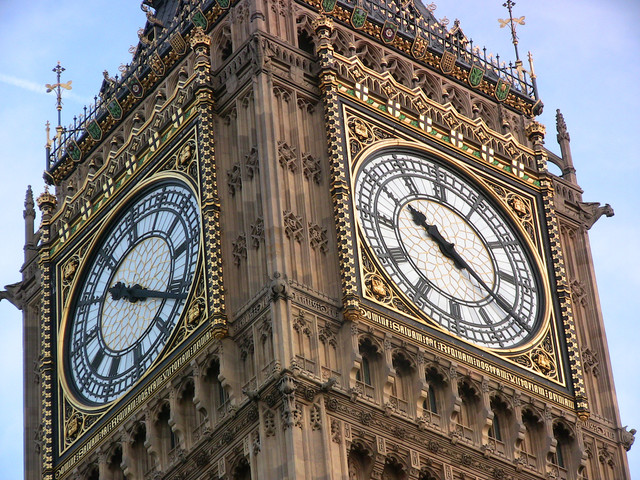 No firm which blacklisted trade unionists should be involved in restoring Big Ben