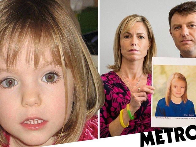 Madeleine McCann 'is alive and was abducted by traffickers', Netflix documentary claims