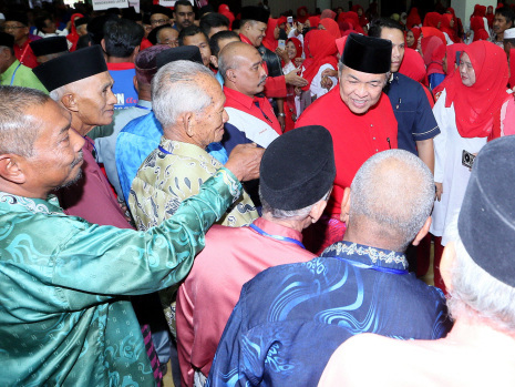 Media conference not about dissolving Parliament, says Ahmad Zahid