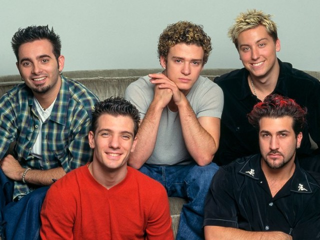 'N Sync's Chris Kirkpatrick Says He 'Couldn't Be In The Same Room' As This Backstreet Boy