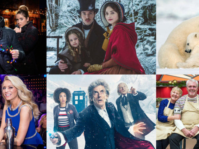 Christmas TV 2017: The 40 Festive Shows You Won't Want To Miss On The BBC, ITV, Channel 4 And Channel 5 This Year