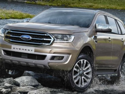 2019 Ford Endeavour To Be Launched Next Week; 2.2 Manual Variant Could Make A Combeack