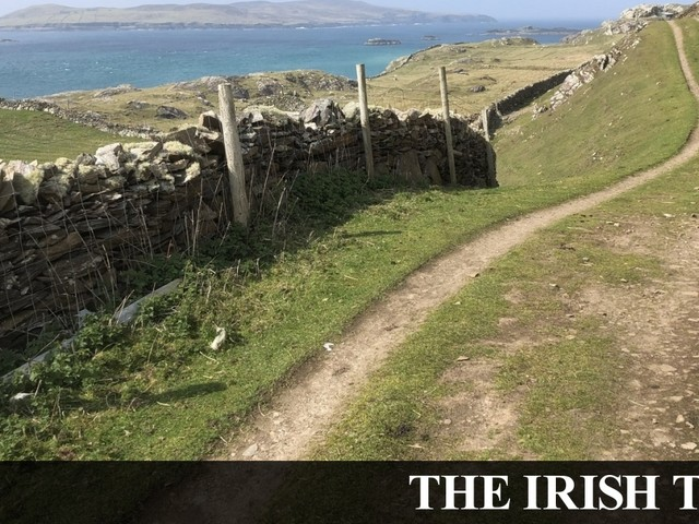 A truly special looped walk around the beautiful island of Inishbofin