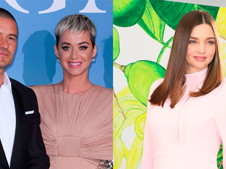 Did Orlando Bloom Recycle Miranda Kerr's Engagement Ring For Katy Perry? See Shocking Pics