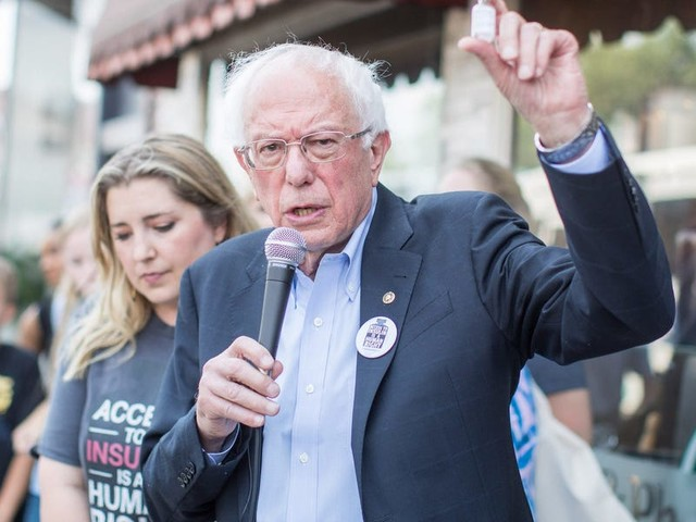 Bernie Sanders tells us he's 'delighted' Ron DeSantis cribbed his idea to import prescription drugs from Canada
