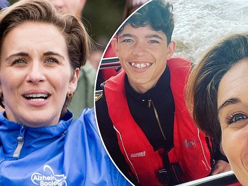 Vicky McClure gushes over her nephew in rare snap of her family life