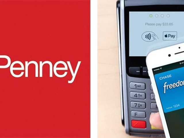 JCPenney Now Accepts Apple Pay Nationwide, Integrates With Own Credit Card and Loyalty Program
