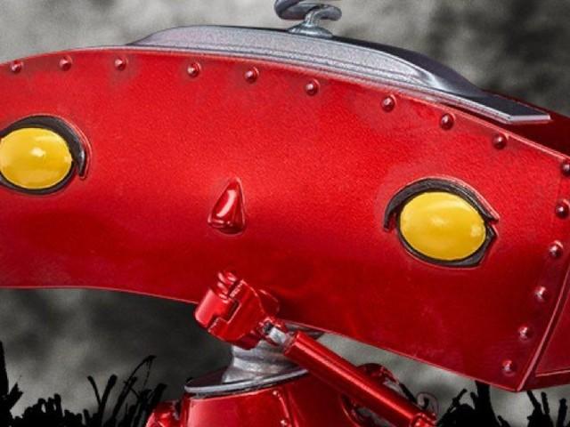 J.J. Abrams' Bad Robot Mascot Gets Mattel Action Figure
