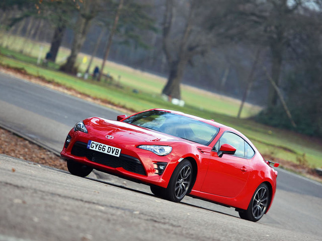 Next-gen Toyota GT86/Subaru BRZ on the way with more power