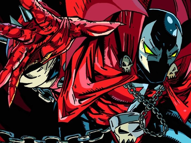 Todd McFarlane Reveals Spawn Script Page, Promises 'Big News Soon'