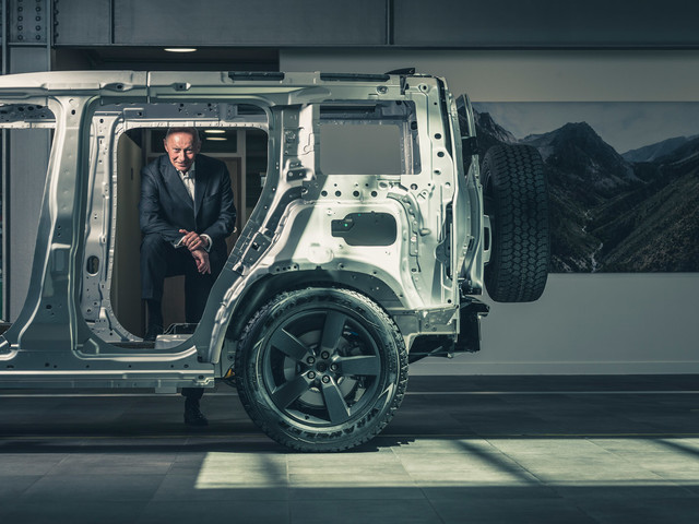 How JLR boss Thierry Bollore will reinvent Britain's biggest car firm