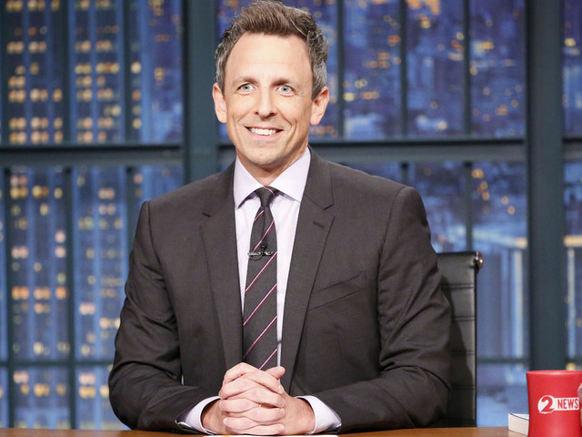 Seth Meyers and His Wife Are Expecting Their Second Child