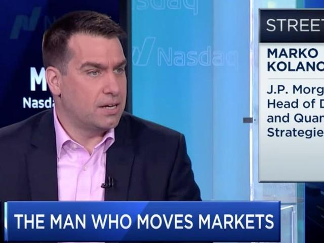 JPMorgan's quant guru presents his 10 best trades to profit from the peak of a monumental earnings season