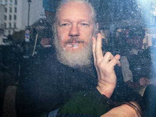 Ecuador has been inundated with 40 million cyber attacks per day after the arrest of Julian Assange
