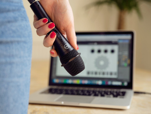 The Dubler Studio Kit lets you use your voice to control synths, drum machines and other MIDI gear