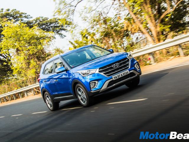 Hyundai Creta E+ 1.6-Litre Diesel Priced At Rs. 10.88 Lakhs