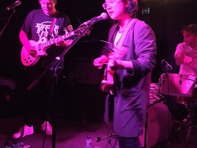Live Review: Jay Som show presence and practice well beyond their years in impressively fun Sebright Arms gig