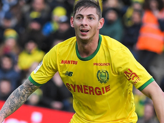 Emiliano Sala: Search For Missing Plane Called Off