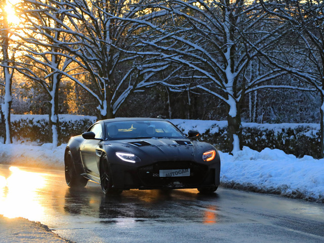 2018 Aston Martin Vanquish: harder and faster GT due this September