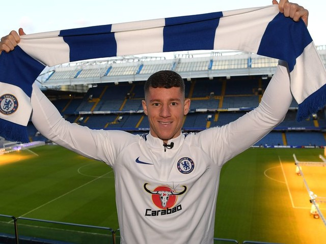Who is Ross Barkley, Chelsea's £15m January signing?