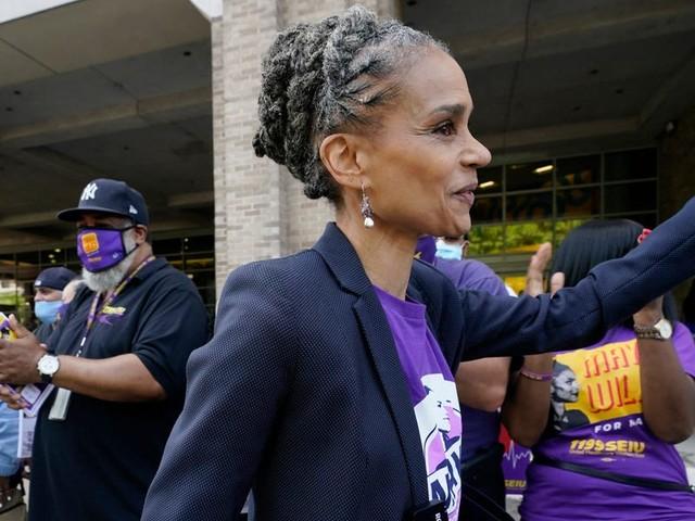 Rep. Alexandria Ocasio-Cortez has endorsed civil rights attorney Maya Wiley for New York City mayor