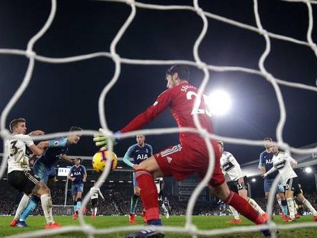 Fulham thwarted as Harry Winks plunders late Tottenham winner