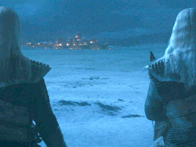 This 'Game of Thrones' fan theory could mean our heroes won't be facing the ultimate villain on the next episode