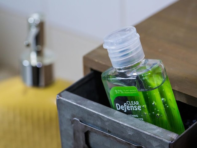 Here's why your hand sanitizer stinks - CNET